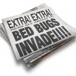 Bed Bugs Invade Newspaper