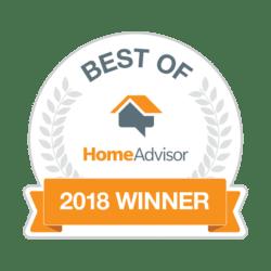 Best of HomeAdvisor 2018