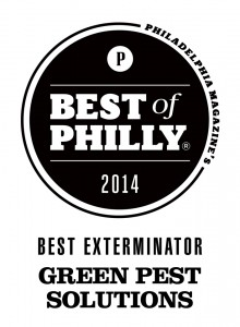 2014 Best Exterminator - Philadelphia Magazine