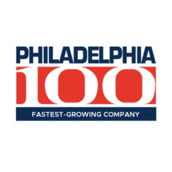 Philadelphia 100 badge